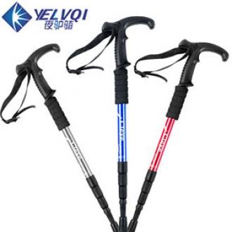 徒步登山T型手杖