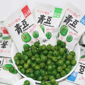 青豌豆青豆蒜香500g
